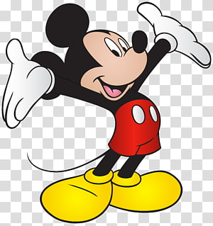 Mickey Mouse Minnie Mouse Pluto, Mickey Mouse Gratis, ilustrasi Mickey Mouse PNG clipart