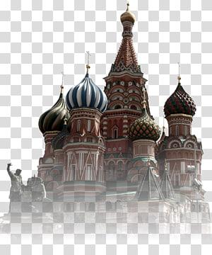 dari saint basil cathedral pada siang hari, moscow kremlin red square saint basil cathedral lenin's gum mausoleum, kremlin PNG clipart