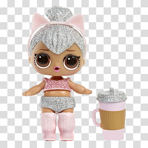Amazon.com L.O.L.Mengherankan!Lil Sisters Seri 2 MGA Entertainment LOL Kejutan!Littles Series 1 Doll Toy, mainan png