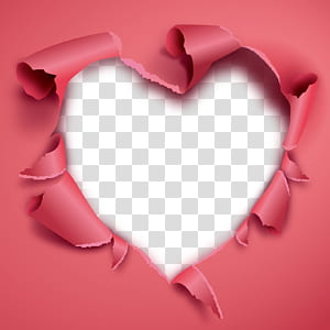 Jantung Hari Valentine, ilustrasi hati, hati png