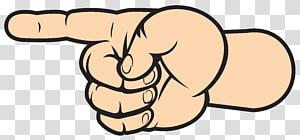 menunjuk ilustrasi jari telunjuk, Panah, Panah Tangan Kiri PNG clipart