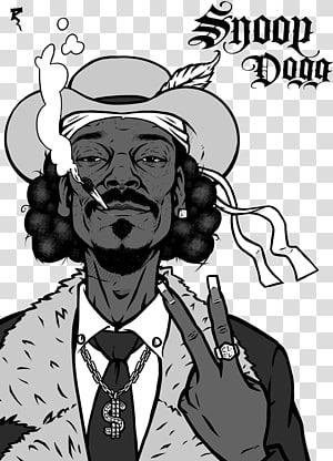 Snoop Dogg ilustrasi, Serial Animasi Produser Musik Animasi Kartun Rapper, Snoop Dogg png
