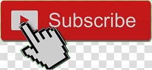 Mouse komputer Tombol Chroma Tombol mouse YouTube, Berlangganan, YouTube Berlangganan logo png