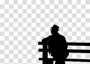 Satu Kalimat Adalah Sepuluh Ribu Kalimat Fushu Siluet Orang Duduk, Siluet pria duduk PNG clipart