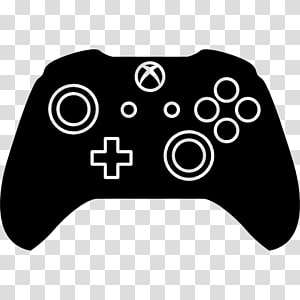 xbox 360 controller xbox one controller hitam, gamepad PNG clipart