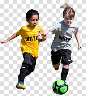 anak laki-laki dan perempuan bermain sepak bola, Pemain Game Olahraga Sepak Bola Anak, remaja png