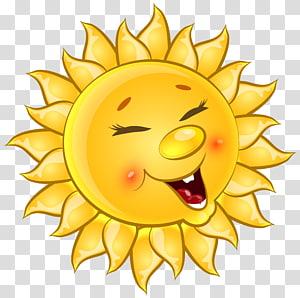 Kartun, Lucu Matahari Kartun, ilustrasi matahari PNG clipart