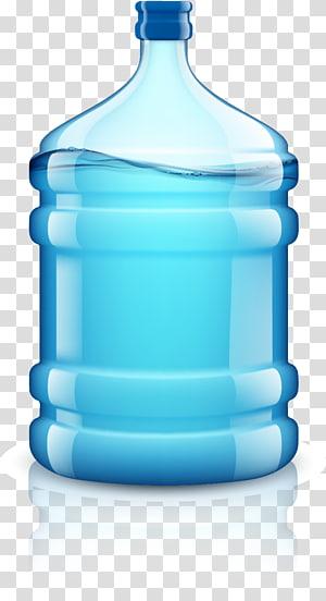 carboy, Botol air minum Plastik Euclidean, Seember air png