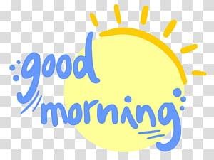 selamat pagi dan matahari, pagi hari sinar matahari, selamat pagi PNG clipart