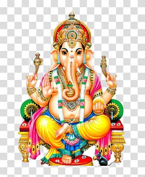 Dewa Ganesha, Shiva Ganesha Parvati, Lakshmi png