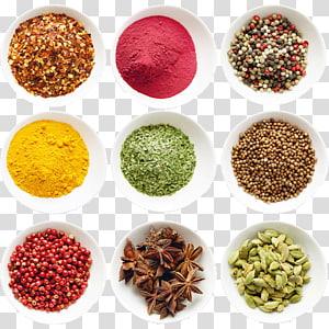 berbagai macam rempah-rempah dan rempah-rempah, campuran Allspice Herb Food Spice, SPICES png