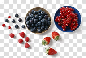 blueberry dan raspberry, Smoothie Berry Redcurrant, Buah Blackcurrant, Strawberry Blueberry PNG clipart