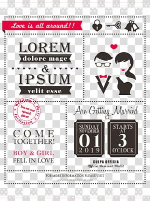 teks hitam dengan latar belakang biru, Undangan pernikahan Simpan tanggal Ilustrasi, materi kartu undangan pernikahan WordArt Kreatif png