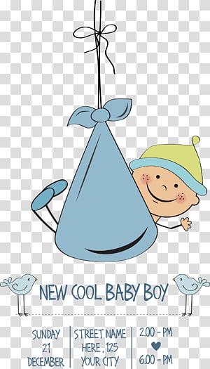 Bayi Baby shower Kelucuan, bayi imut, ilustrasi bayi laki-laki keren yang baru png