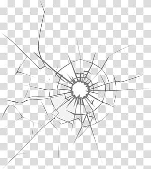 Kaca Adobe Illustrator Grafis yang Dapat Diukur, Dilukis dengan tangan retak kaca, ilustrasi animasi retak png