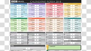 Kualifikasi Piala Dunia FIFA 2018, CONMEBOL Kalender tim nasional sepak bola Sochi Peru, RUSIA 2018, BBC Brasil Calendario Rusia 2018 png