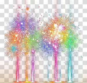 ilustrasi kembang api, Fireworks, Fireworks PNG clipart