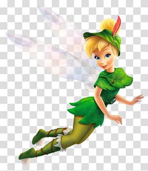 Disney Tinker Bell ilustrasi terbang, Tinker Bell Tooth peri Disney Fairies Silvermist Vidia, TINKERBELL png