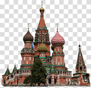 katedral saint basil moscow kremlin milan cathedral toledo cathedral, landmark PNG clipart