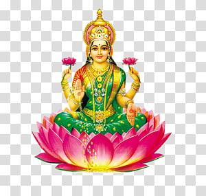Dewa hindu, Ganesha Lakshmi Dhanteras Devi Diwali, Lakshmi png
