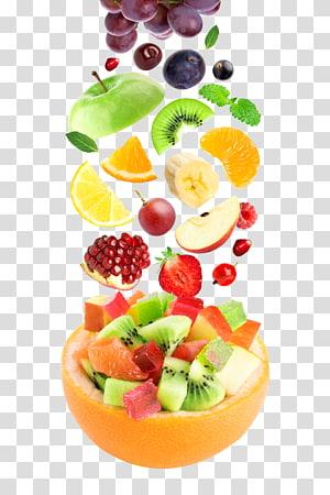 ilustrasi berbagai buah jatuh, salad buah Berry Freshfel Europe Food, Falling fruit png