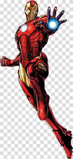 Ilustrasi Marvel Iron Man, Iron Man Thor Captain America Hulk Black Widow, ironman png