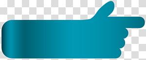 tangan dengan menunjuk jari telunjuk logo, Logo Merek Blue Angle, Panah Tangan PNG clipart