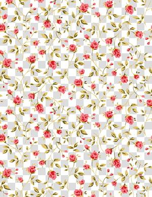 Bunga Desain bunga Pola Kertas, Pola mawar, ilustrasi bunga merah PNG clipart