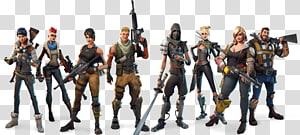 ilustrasi karakter permainan, Fortnite Battle Royale Video game Epic Games Xbox One, fortnite mp7 PNG clipart