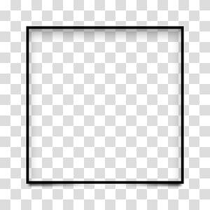 simbol bingkai persegi, bingkai Ikon, Bingkai Persegi png