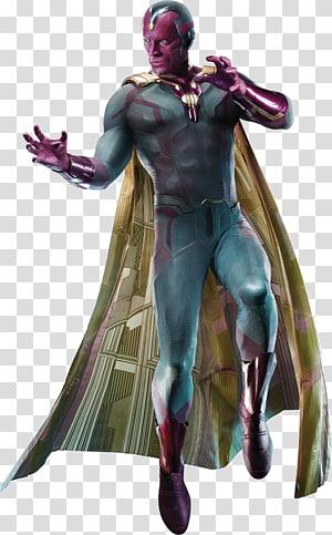 Ilustrasi Marvel Vision, Vision Captain America Ant-Man Amerika Serikat Black Widow, captain marvel png