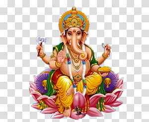 Ikon Ganesha, Shiva Ganesha Ganesh Chaturthi, puja png
