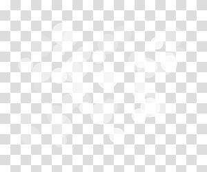 Hitam dan putih Titik Sudut Garis, Bokeh, ilustrasi awan putih png