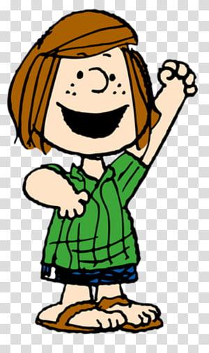 Peppermint Patty Charlie Brown Snoopy Marcie, yang lainnya png