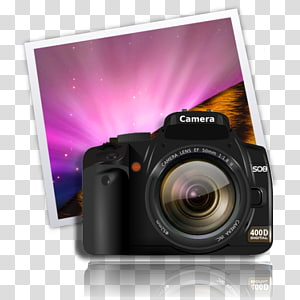 kamera SO8 400D hitam, kamera kamera digital multimedia & kamera refleks lensa tunggal, i png