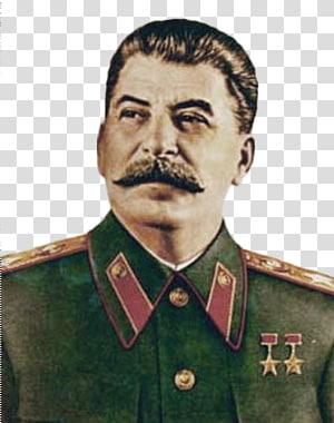 laki-laki yang memakai ilustrasi jas hijau, Partai Komunis Joseph Stalin dari Uni Soviet. Perdana Menteri Uni Soviet Totalitarianisme, Stalin png