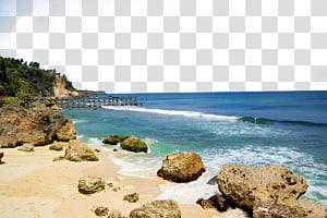 Taman Budaya Garuda Wisnu Kencana Jimbaran Bali Tourism Obyek wisata, Pantai Jimbaran HD Fig. png