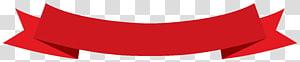 Spanduk Pita, Spanduk Merah, ilustrasi pita merah png