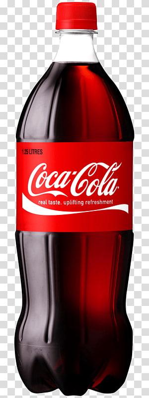 Botol soda Coca-Cola, minuman ringan Coca-Cola Diet Coke, Coke PNG clipart