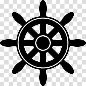 Roda kapal, Kapal png
