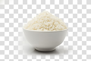 Nasi yang dimasak Sereal beras Nasi putih Mangkuk nasi melati, Nasi, nasi dalam mangkuk png