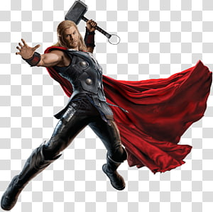 Thor, Thor Ant-Man War Machine. Seri film Clint Barton The Avengers, Thor png