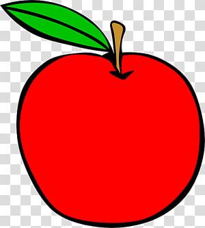 ilustrasi apel merah, Jus Apel, Apel Kartun PNG clipart