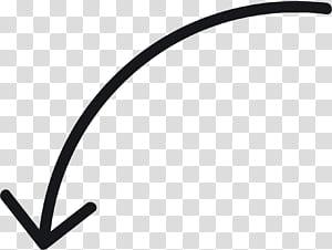 Kurva Panah, Alat Panah Melengkung, ilustrasi panah melengkung PNG clipart