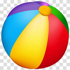 Bola pantai, Bola Pantai, ilustrasi bola pantai beraneka warna PNG clipart