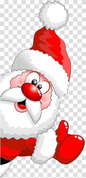 Ilustrasi Santa Claus, Santa Claus Père Noël Christmas, Santa Claus png