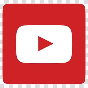 Media sosial Ikon Logo YouTube, ikon Youtube, logo YouTube png