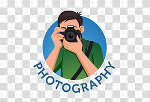 orang yang memegang ilustrasi kamera, Logo grapher, juru kamera png