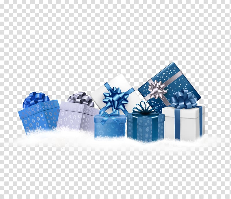 Hadiah Natal Biru, Hadiah Natal Biru png
