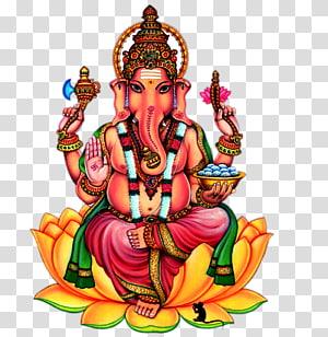 Ilustrasi Ganesha, Ganesha Sri, Ganesh s png